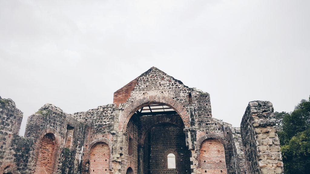 Panama La Viejo ruins