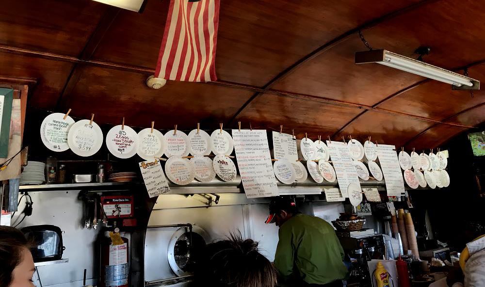 Buddy's Diner in Somersville Boston area